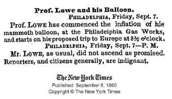New York Times Newspaper Archives, Jan 7, 1860
