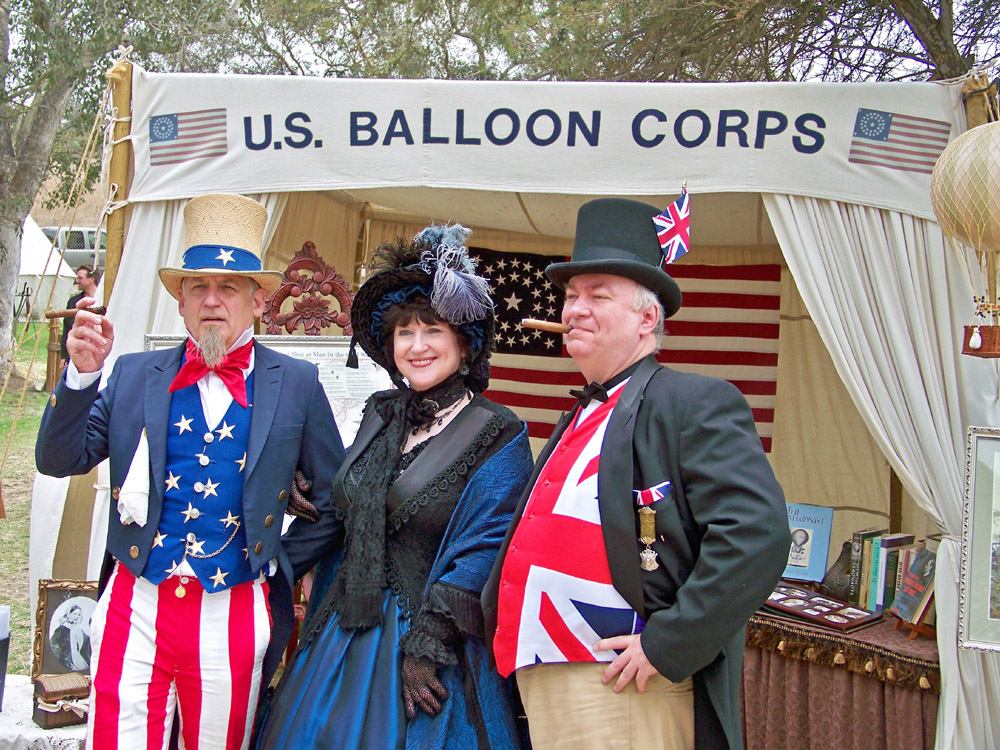 Old Fort Macarthur Days Living History Event